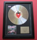 KATY PERRY - One Of The Boys CD / PLATINUM PRESENTATION DISC